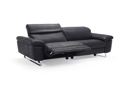 Угловой диван с реклайнером Claudio B877 фото 8