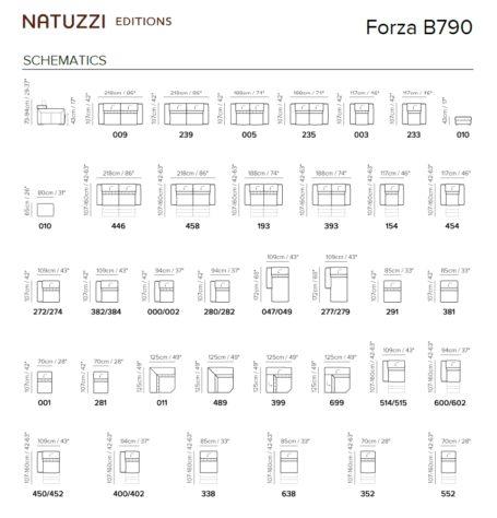 Диван Forza B790 фото 2