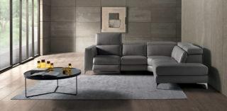Угловой диван Orgoglio B979