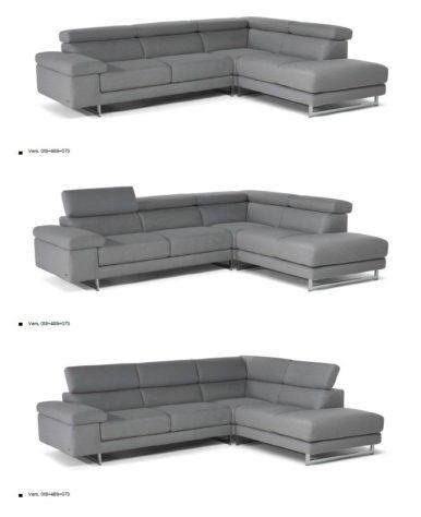 Угловой диван Saggezza B619 фото 8
