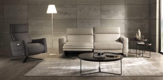 Угловой диван с реклайнером Stima B940 фото 12