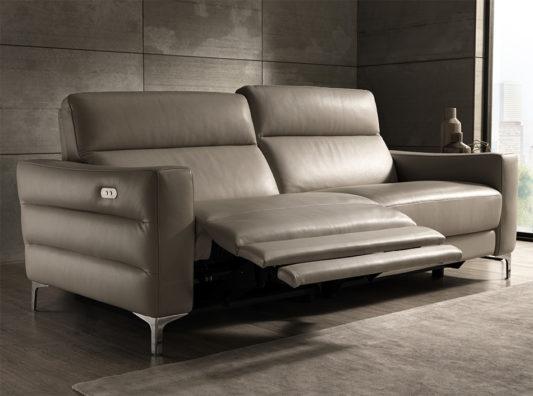 Угловой диван с реклайнером Stima B940 фото 6