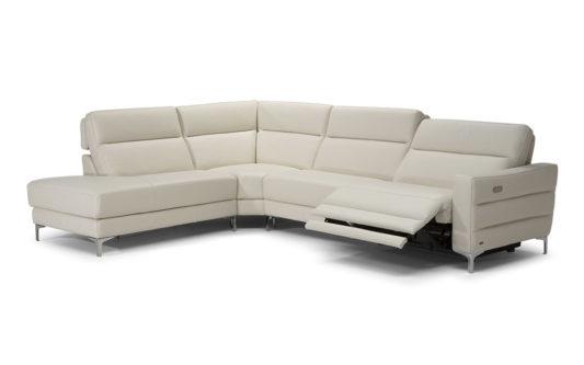 Угловой диван с реклайнером Stima B940 фото 5