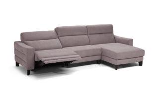 Угловой диван с реклайнером Stima B940