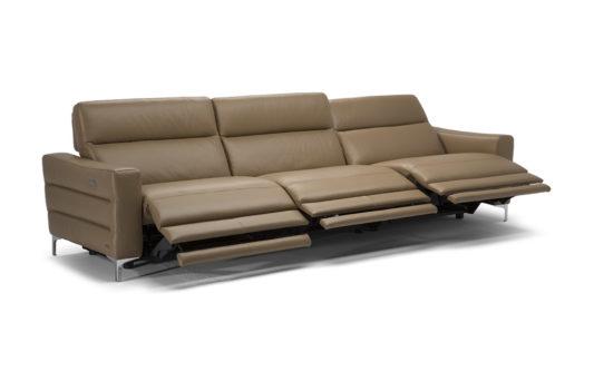 Угловой диван с реклайнером Stima B940 фото 7