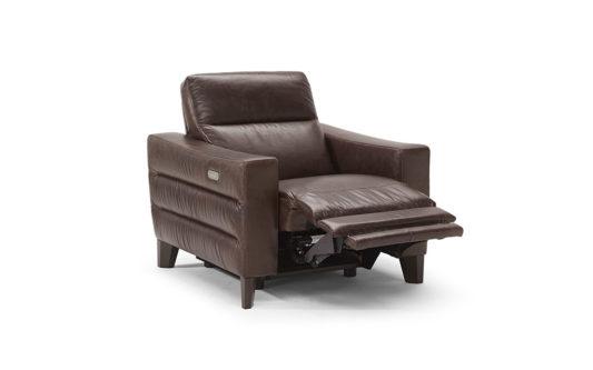 Угловой диван с реклайнером Stima B940 фото 8