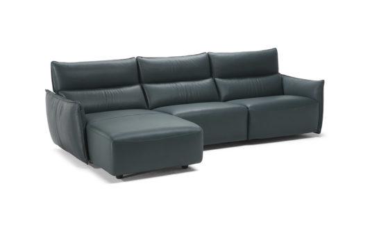 Угловой диван Stupore C027 c электрореклайнером фото 1
