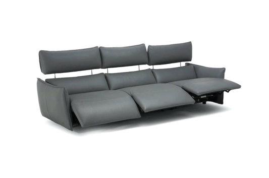 Угловой диван Stupore C027 c электрореклайнером фото 7