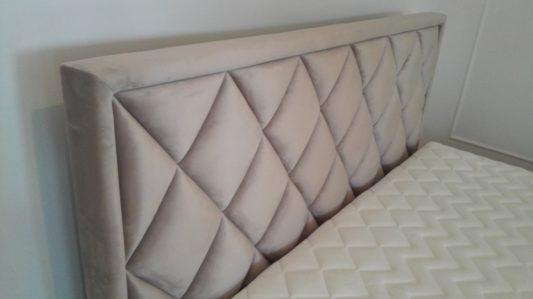 Континентальная кровать 402 фото 3