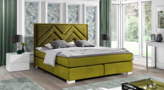 Континентальная кровать 403 фото 1
