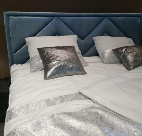 Континентальная кровать 403 фото 2