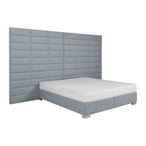 Континентальная кровать 600
