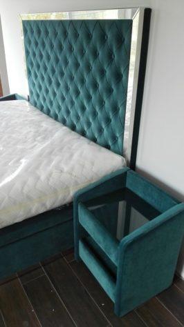 Континентальная кровать 700 фото 6