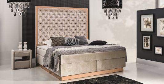 Континентальная кровать 700 фото 5