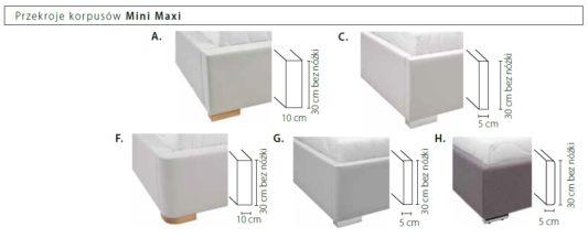 Кровать Mini Maxi 2103 фото 4