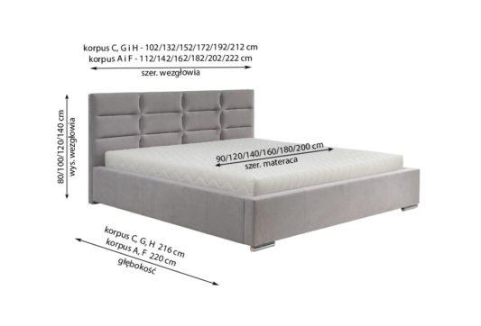 Кровать Mini Maxi 2103 фото 2