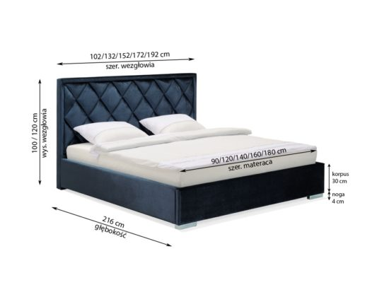 Кровать Premium 22 фото 5