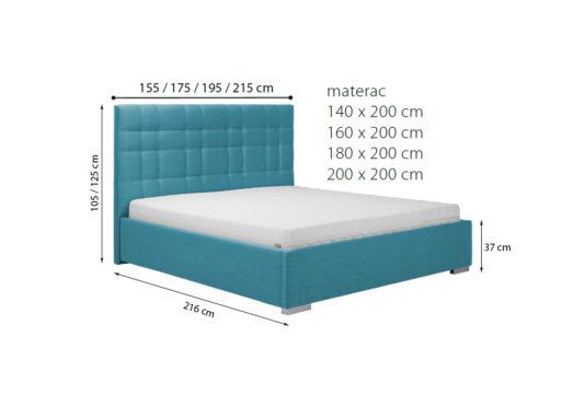 Кровать Suita фото 2