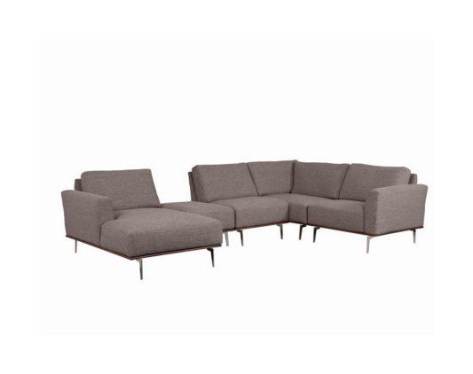 Модульный диван Noir Wooden Frame