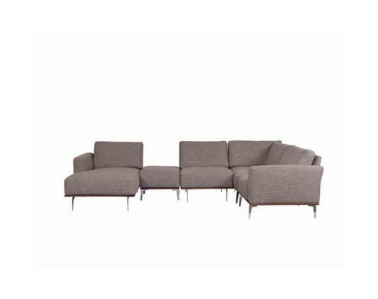 Модульный диван Noir Wooden Frame фото 3