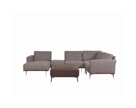 Модульный диван Noir Wooden Frame фото 1