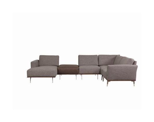 Модульный диван Noir Wooden Frame фото 2