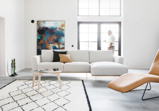 Модульный диван Noir Wooden Frame фото 7