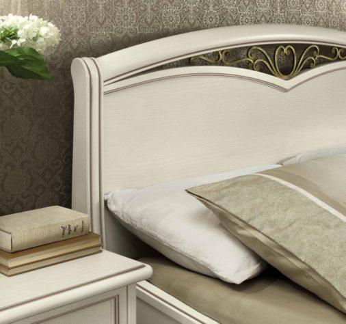 Кровать Nostalgia BIANCO ANTICO фото 1