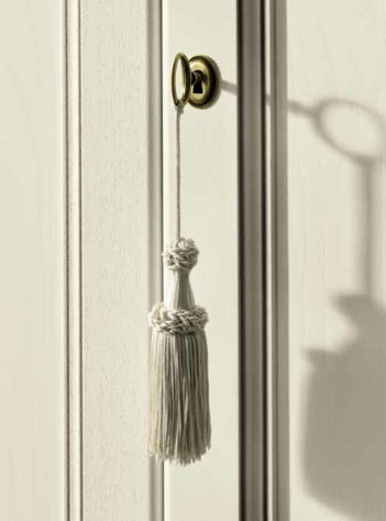Шкаф 3-дверный Nostalgia Bianco antico фото 4