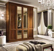 Шкаф 4-дверный Treviso