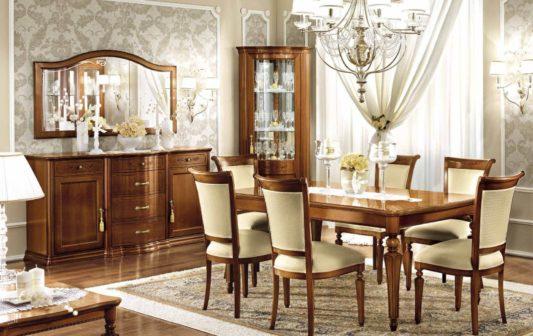 Стол обеденный прямоугольный Torriani фото 5