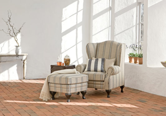 Кресло Queen Ann фото 2