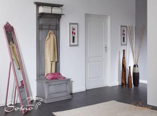 Гардеробная со шкафом внизу Riva 3 фото 1