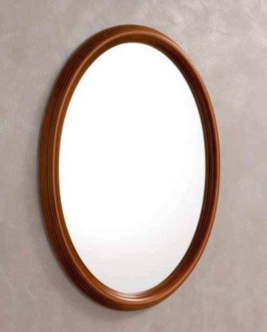 Овальное зеркало Treviso