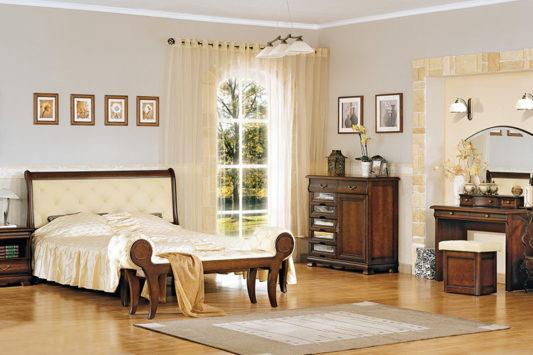 Кровать Neptun N-loze P 160 фото 1