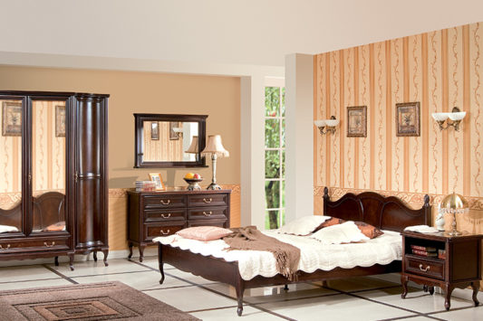 Кровать Wersal W-loze S/G 160 фото 3