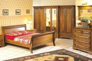 Кровать Orfeusz O-Loze 160