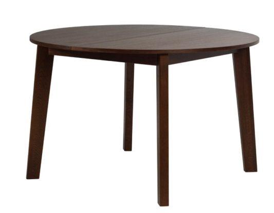 Раскладной стол Scandi Ø95 фото 7