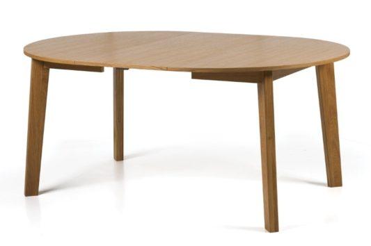 Раскладной стол Scandi Ø95 фото 8