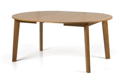 Раскладной стол Scandi Ø95 фото 2