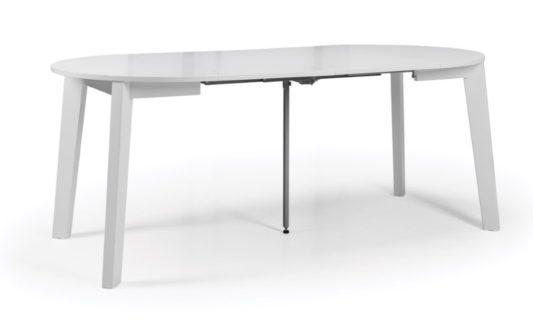 Раскладной стол Scandi Ø95 фото 3