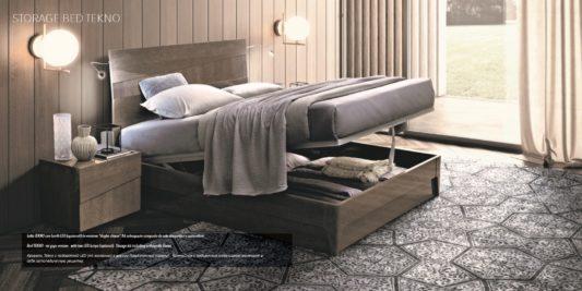 Кровать TEKNO 160 фото 2
