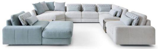 Прямой диван Serena фото 2