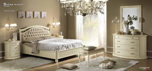 Кровать Siena Avorio фото 1