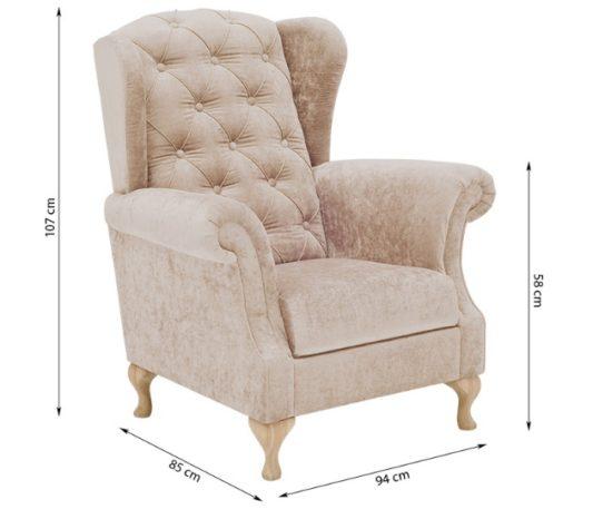 Кресло Paris Lux фото 1