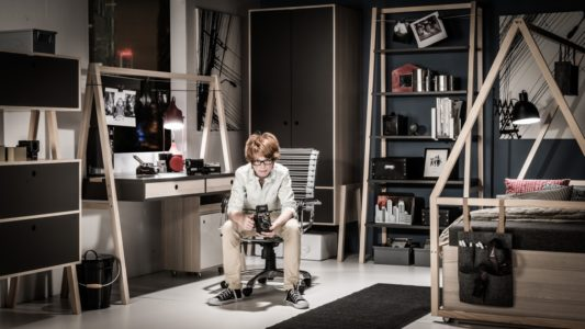 Двухсторонний письменный стол Spot фото 4