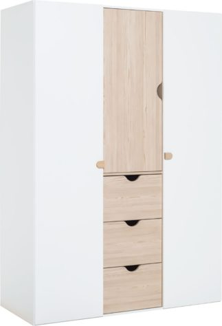 Шкаф Stige 3-дверный
