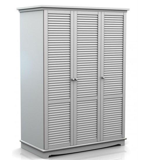 Шкаф Bianco 3-дверный