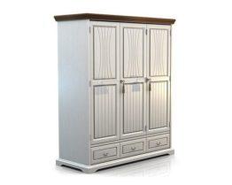 Шкаф Olivera 3-дверный