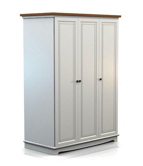 Шкаф 3-дверный Rocca